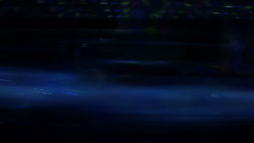 Road Rage 1009: Abstract streaking city lights (Loop). | Shutterstock HD Video #1006881010