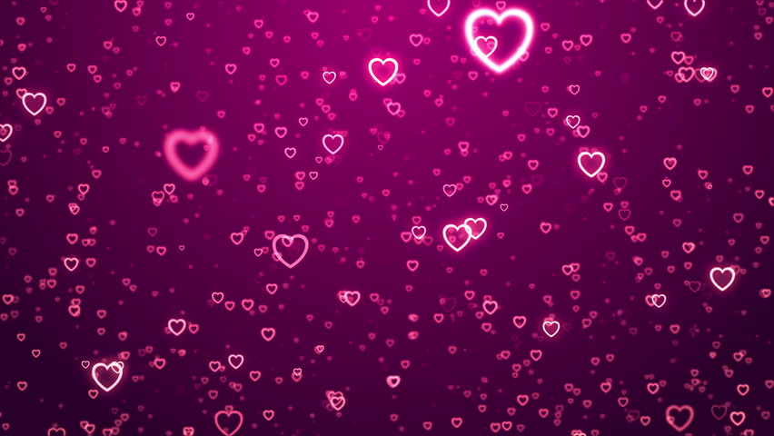 Wedding Background Texture Footage Page 3: Valentines Day Heart Love Wedding Stock Footage Video (100
