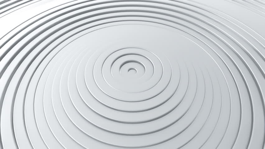 Abstract background with waving surface in motion. Animation of seamless loop. | Shutterstock HD Video #1007127760