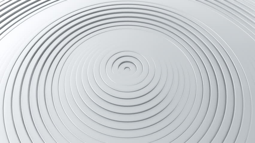Abstract background with waving surface in motion. Animation of seamless loop. | Shutterstock HD Video #1007127790