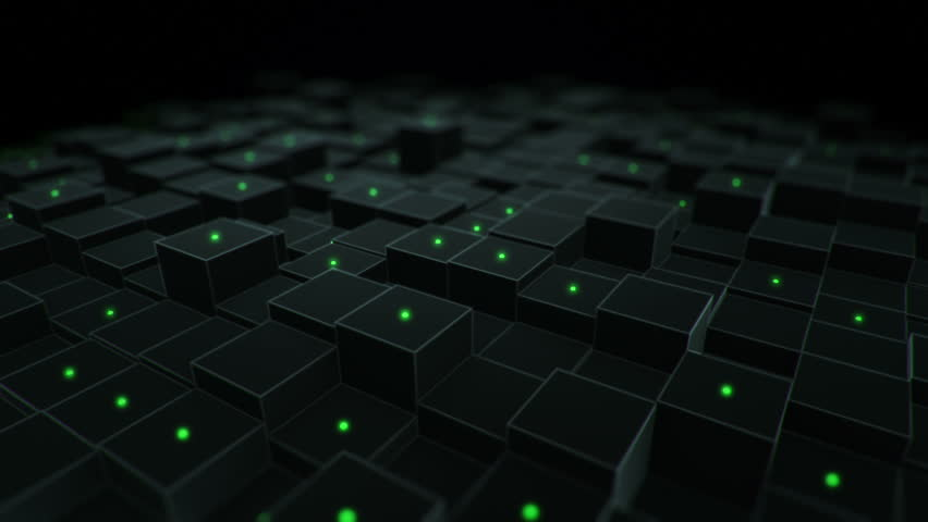 Abstract background with animation moving of dark surface with glowing track of energy. Technologic backdrop with plastic surface with neon stripes. Animation of seamless loop. | Shutterstock HD Video #1007128450
