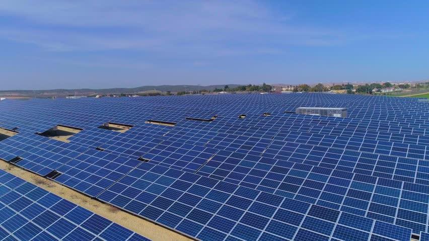 Delete green energy solar panels Field   green energy solar pane