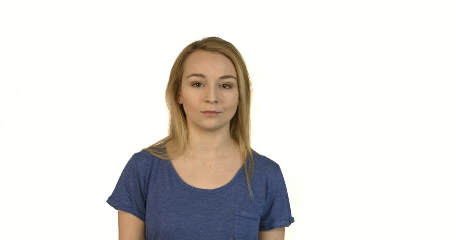 Young woman heaving big headache. | Shutterstock HD Video #1007559520