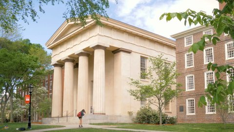 Brown University Ivy League school college campus