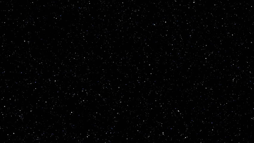Flying through space and stars. Endless animation. #1007755180