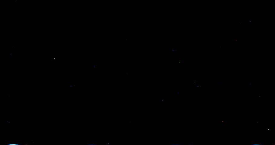 Star field glitter sparkle background texture | Shutterstock HD Video #1007995000