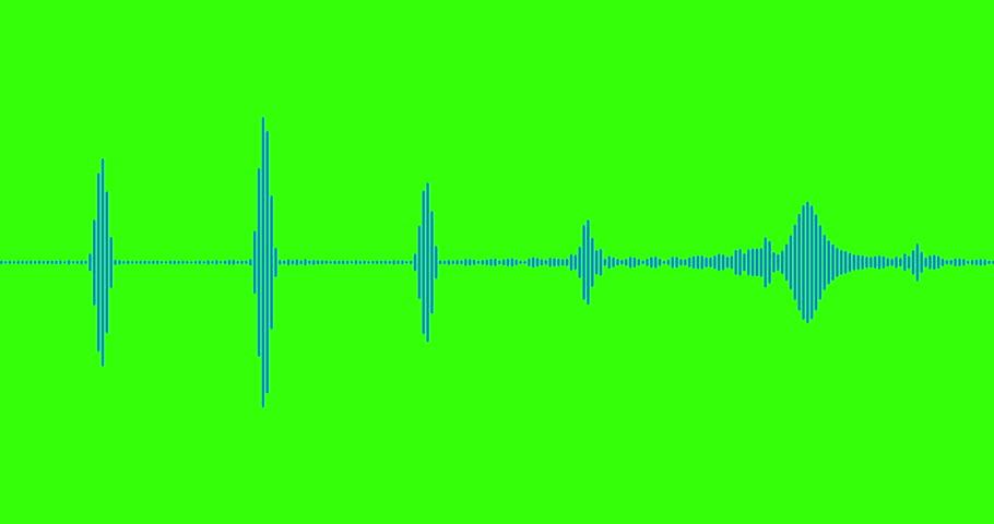 Blue Digital Equalizer Audio Spectrum Stock Footage Video (100%  Royalty-free) 1008027970 | Shutterstock