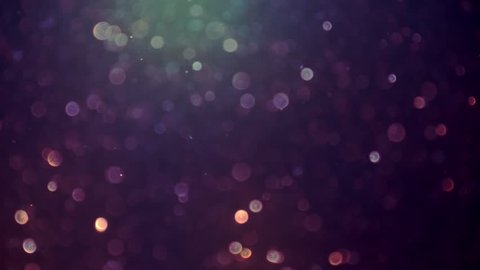 Elegant, detailed, and delightful bokeh and particles visuals with shallow depth of field.