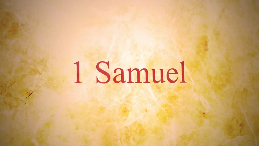 Header of 1 Samuel