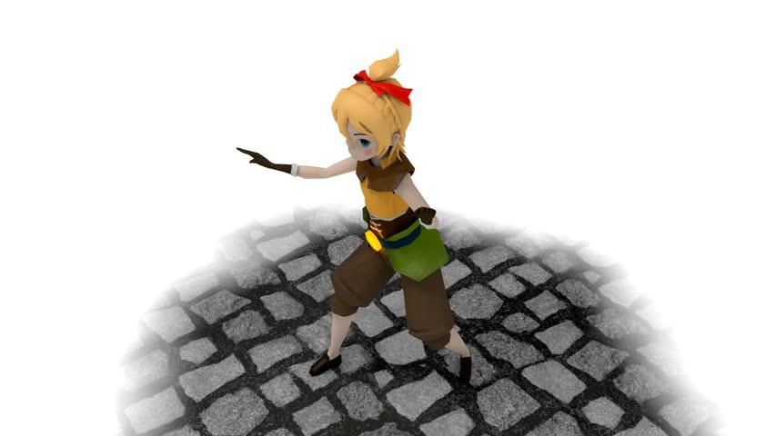 Game like character design