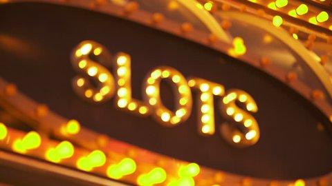 Las Vegas Casino Neon Signs