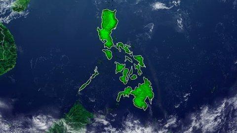 PHILIPPINES DIGITAL MAP