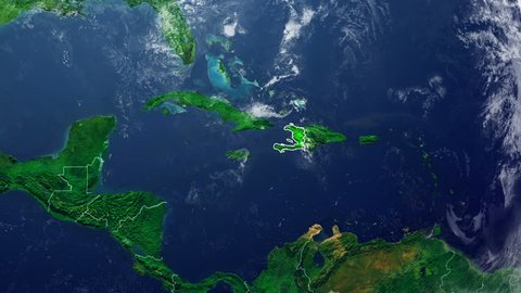 HAITI DIGITAL MAP