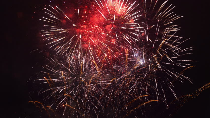 Professional Video of Fireworks Show Stock Footage Video (100%  Royalty-free) 1009453400 | Shutterstock