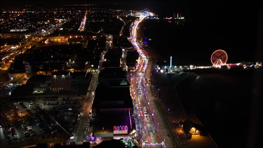 Video of Blackpool Illuminations