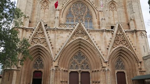 in the north of cyprus the antique ruins of famagusta heritage and history