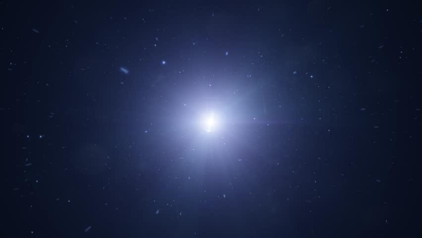 Futuristic light travel in the universe. #1010118860