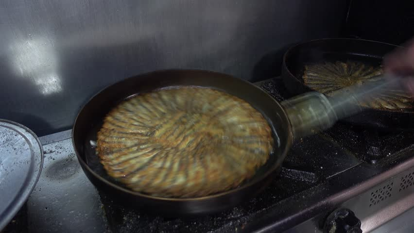 Header of fish fry