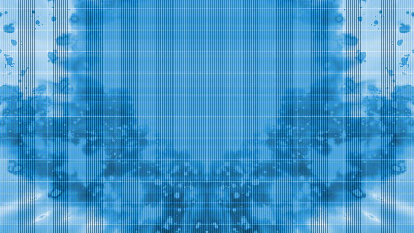 Blue and white lined up abstract animated CG backdrop   Shutterstock HD Video #1010209670