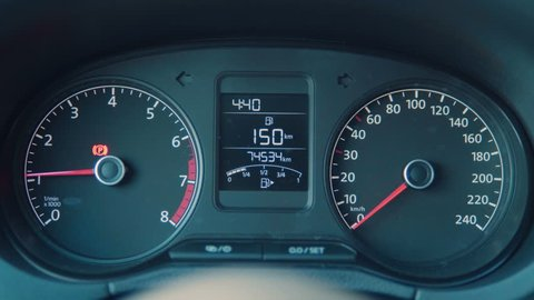 Speedometer Stock Video Footage - 4K and HD Video Clips   Shutterstock