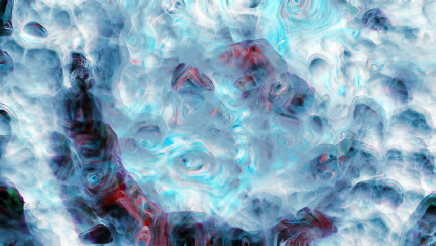 Dissolutions and ripples of alien surface #1011084170