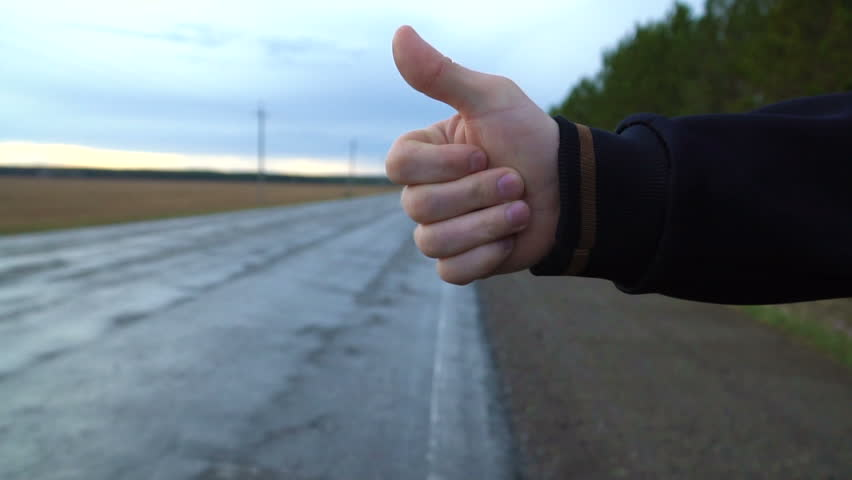Hitchhiker thumbs por