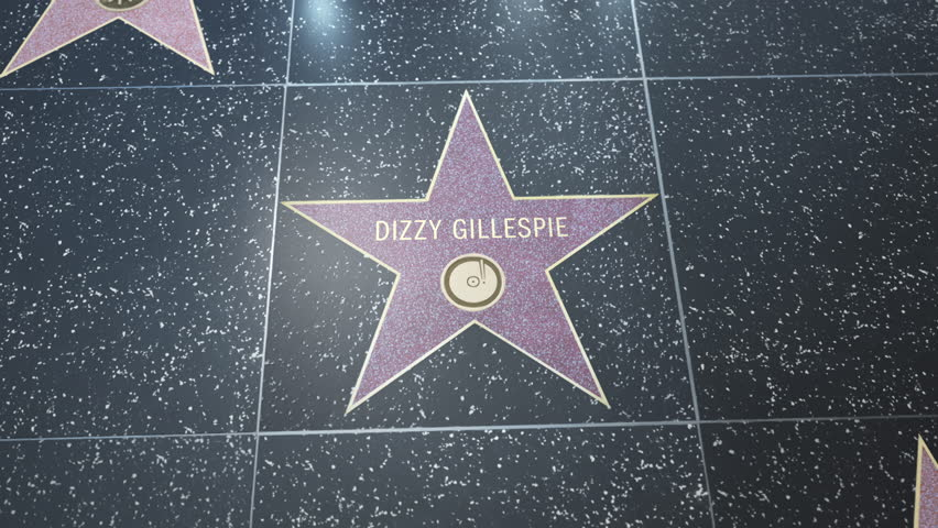 Header of Dizzy Gillespie