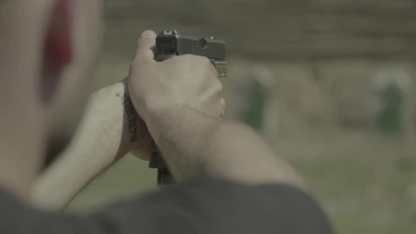 Header of shooter