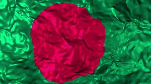 National flag of Bangladesh