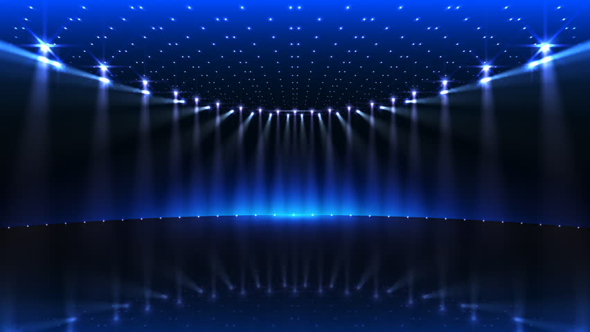 Stage Light 2 Stock Footage Video 817297 Shutterstock