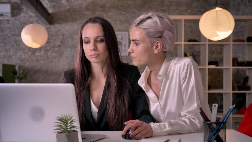 Mature office lesbians — img 9