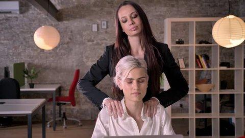 Mia Lelani Lesbian Massage