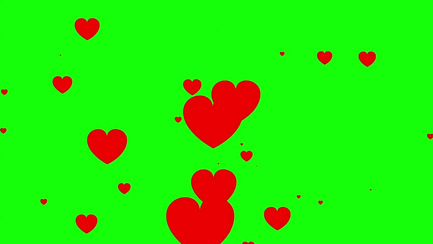 Animated 2d heart. | Shutterstock HD Video #1012872560