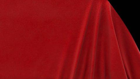 Velvet Cloth Transition