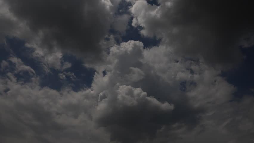 The sky in the rainy season | Shutterstock HD Video #1013153330
