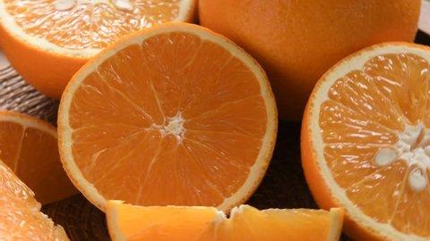 Healthy orange fruits background many orange fruits - orange fruit background