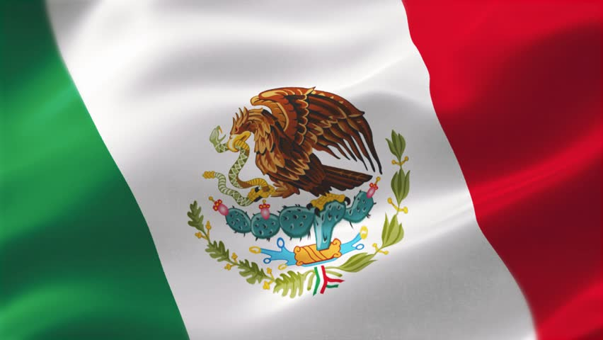 The Flag Of Mexico (spanish: วิดีโอ