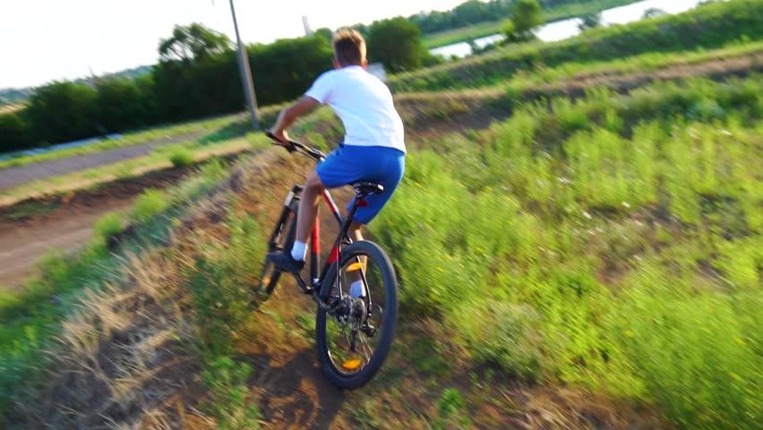 Bike sport mountain bike ride | Shutterstock HD Video #1013667020