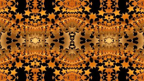 Kaleidoscope Colorful Background Abstract Celebration Shimmer