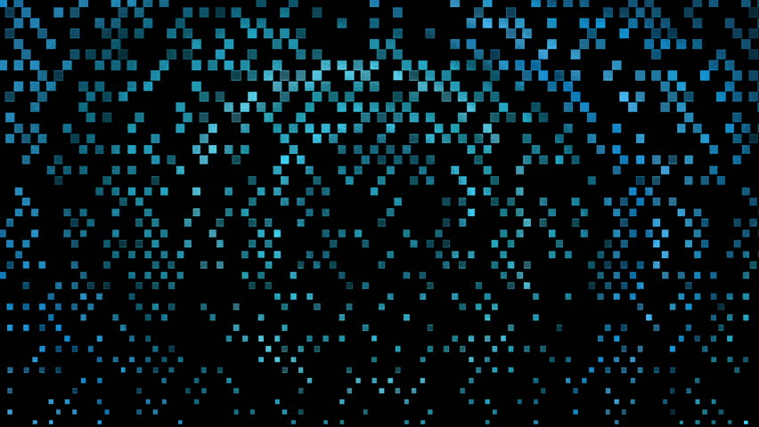 Animated background of particles. Loop animation. | Shutterstock HD Video #1014512120