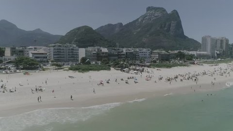 Barra da Tijuca Beach, Rio de Janerio - Brazil