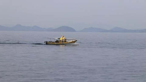 Fishing vessel entry