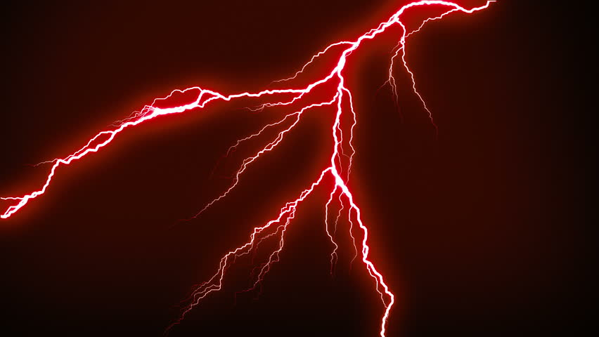 ... Lightning Strikes Flashing In The Night. Red. More Options In My  Portfolio.