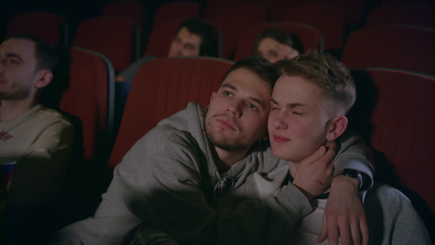 Gay movie theaters