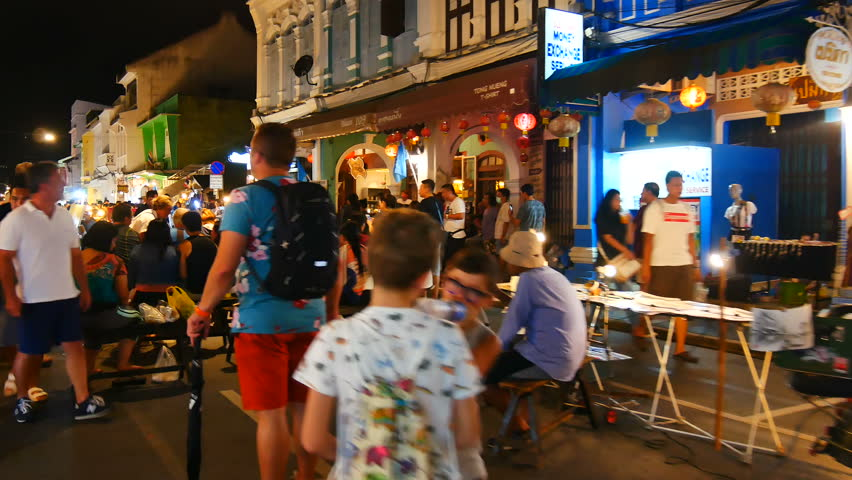 Phuket , Thailand Aug 2018 Stock Footage Video (100% Royalty-free)  1015200250 | Shutterstock