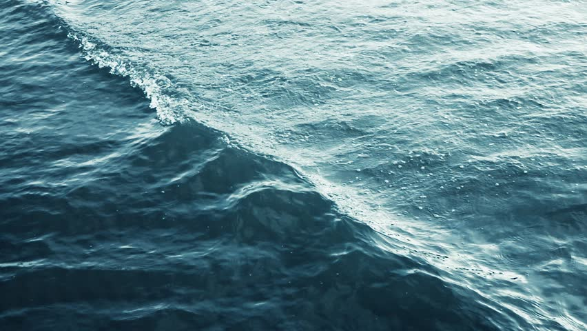 Water Ocean Close Up | Shutterstock HD Video #1016476300