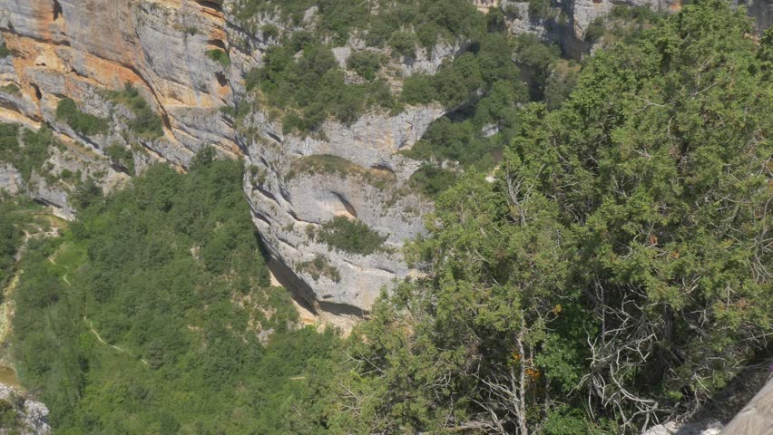 Upper Rio Vero Canyon, Barranco Portiacha, Pyrenees, Spain - native version. Native 4:2:2, 10 Bit Material, straight out of the cam, watch also for a graded and stabilized version
