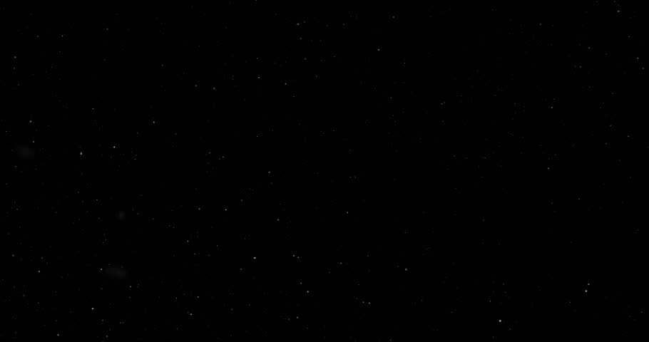 Snowfall on a black background | Shutterstock HD Video #1016824540