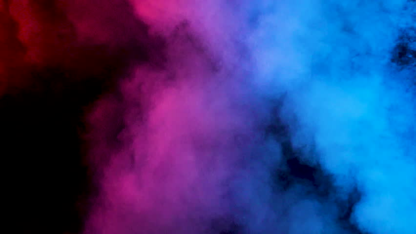 Rising Abstract Smoke In Blue Stock Footage Video 100 Royalty Free 1017818320 Shutterstock
