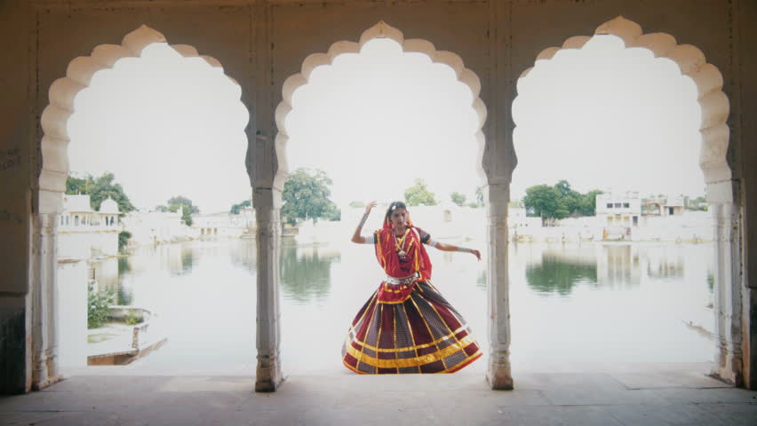 Indian classical music Footage   Stock Clips